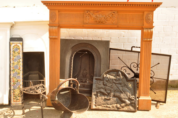 reclaimed fireplaces