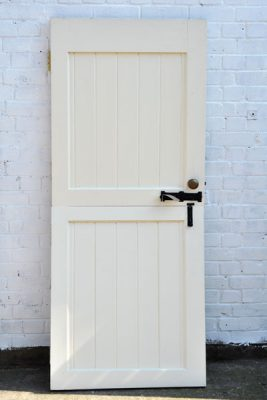 reclaimed stable door