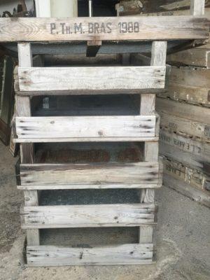 Covant garden Produce Crates