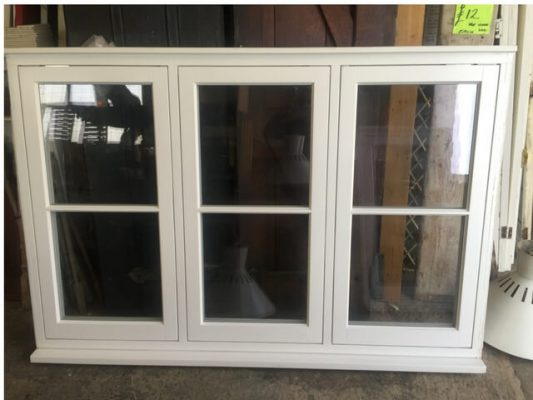 New: Bespoke Wooden Window