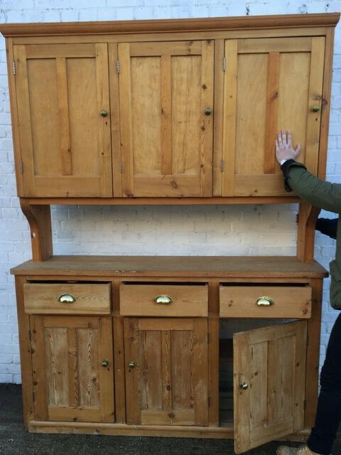 Pine Dresser circa 1900