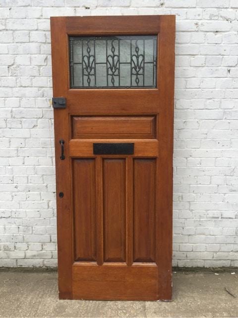 1930'S Style Front Door