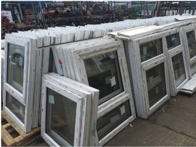 Various Sizes new windows